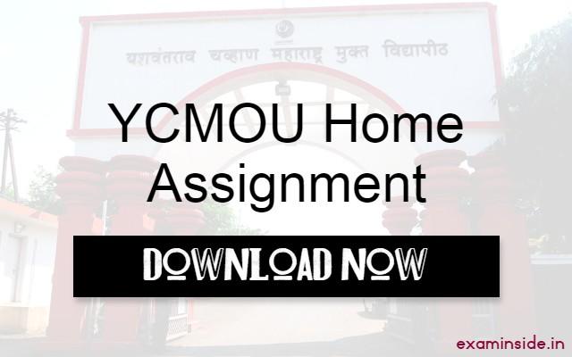 ycmou home assignment, ycmou assignment 2021